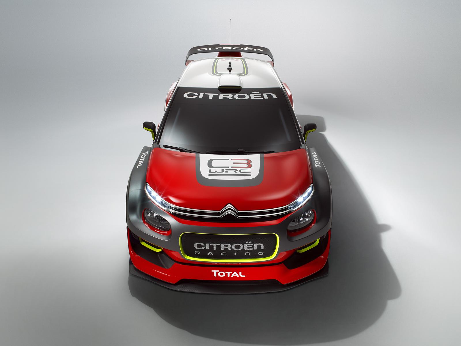 Foto de Citroën C3 WRC Concept 2016 (4/19)