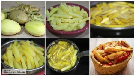 Las Mejores Patatas Fritas Mundo Mundial