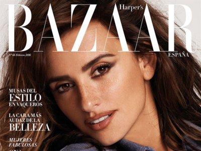 Penélope Cruz vuelve a las revistas por la puerta grande