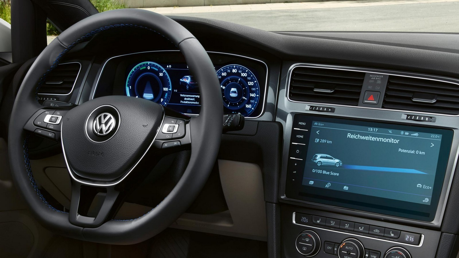Foto de Volkswagen e-Golf (7/23)