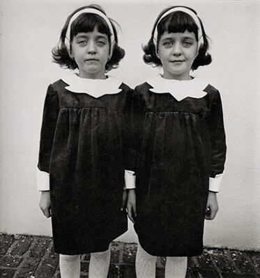 Identical Twins Roselle New Jersey 1967