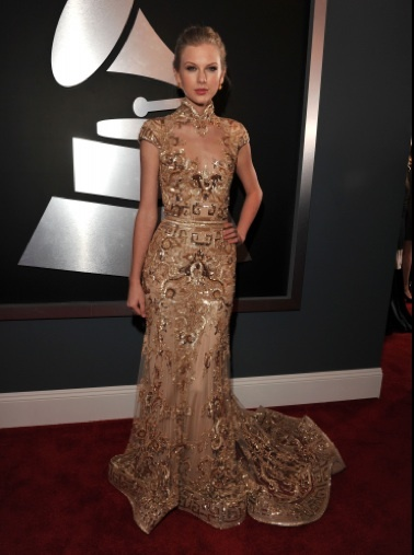 Alfombra roja de los Grammy 2012: o iban perfectas o tremendas. De extremo a extremo