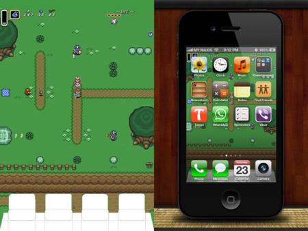 Fondo para el iPhone de Zelda