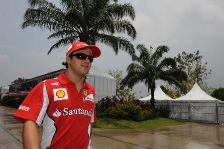 Felipe Massa dice que empiezan desde cero