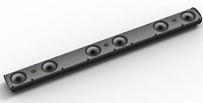 La nueva barra de sonido de GoldenEar promete mejorar la sensación de 3D