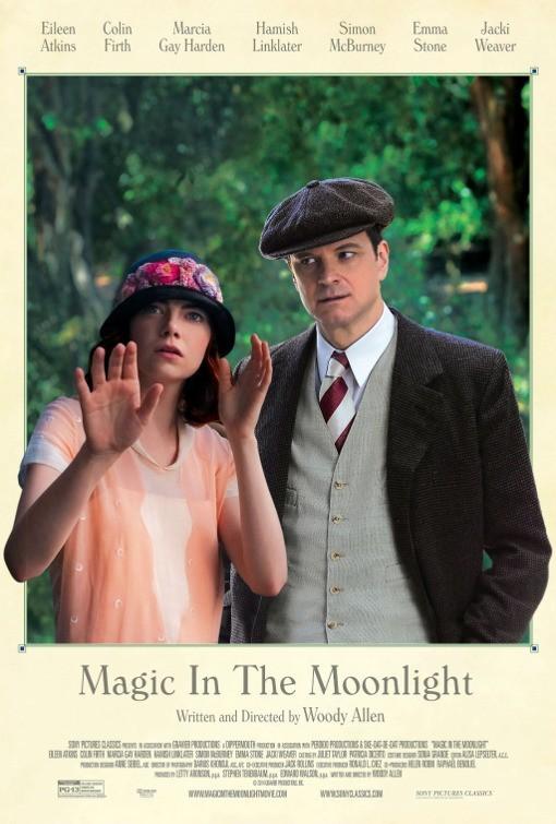 Foto de 'Magic in the Moonlight', carteles de lo nuevo de Woody Allen (1/3)
