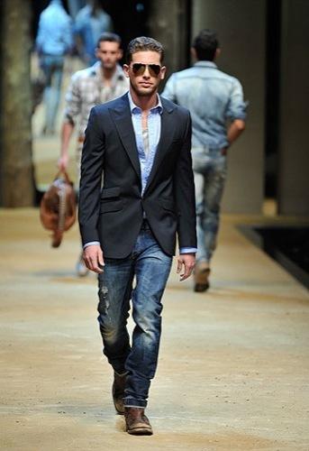 DG, Primavera-Verano 2010 en la Semana de la Moda de Milán II