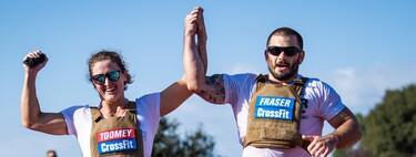 Todas las pruebas de la final de los CrossFit Games 2020, para que puedas entrenar en tu box
