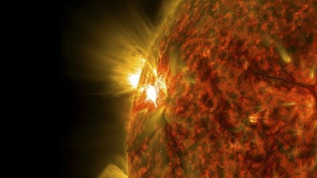 """Ahora ya podemos """"oir"""" las vibraciones de la superficie del Sol"""