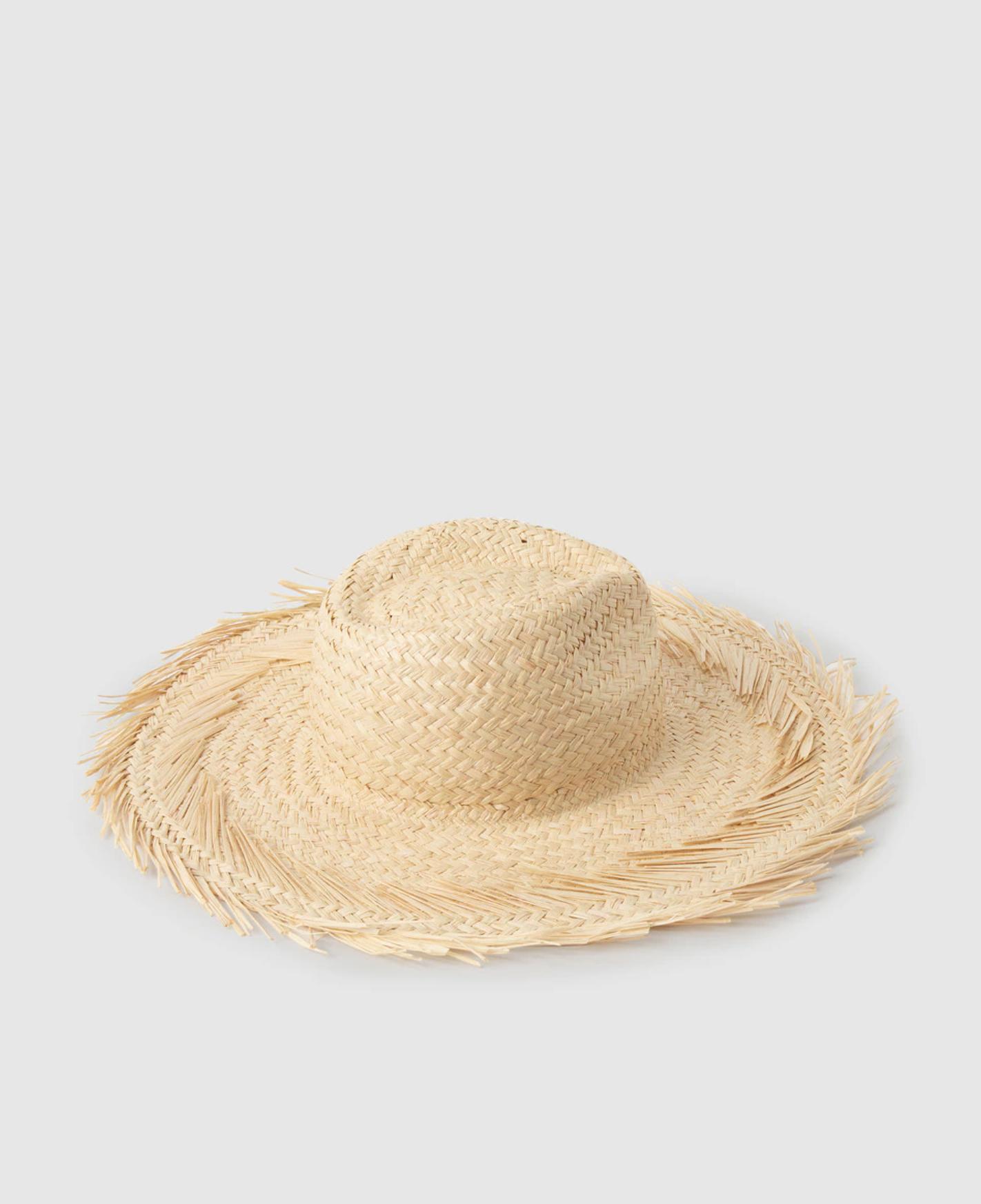 Sombrero de paja de Énfasis