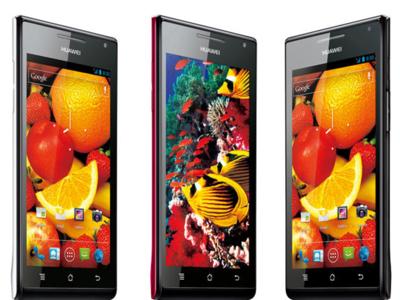 Huawei Ascend P1 llega a Europa en junio