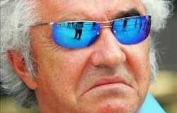 Briatore no quiere nonagenarias