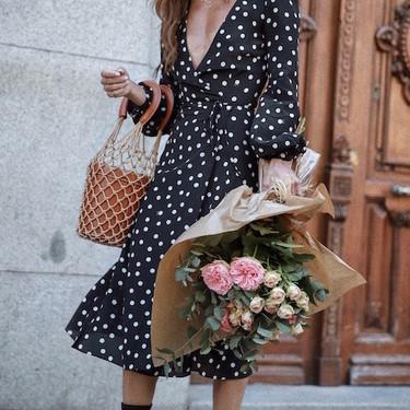 Clonados y pillados: el famoso bolso red de Staud ya se encuentra disponible en Zara