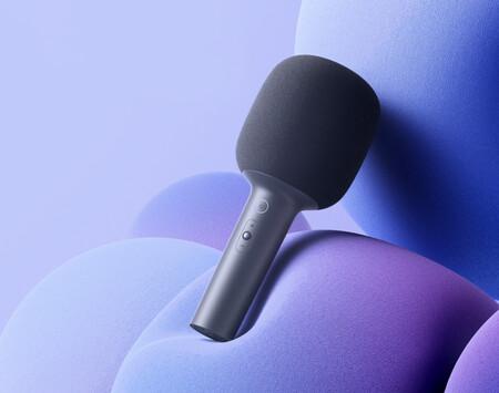 Xiaomi lanza el Mijia K, su propio micro de karaoke con el que darlo todo entonando tus canciones favoritas