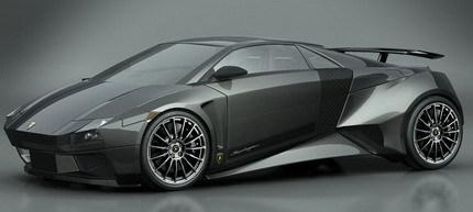 Lamborghini Embolado, espectacular prototipo de un hipotético Lamborghini pequeño