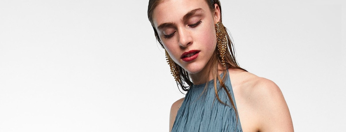 bien fuera x mejor selección de revisa El ya famoso vestido de Zara de Marta Ortega ha vuelto... en ...