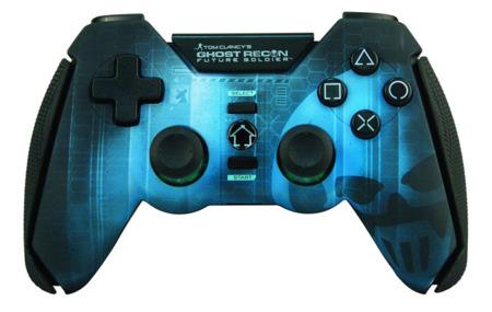 Nuevos mandos y auriculares Mad Catz inspirados en Ghost Recon: Future Soldier
