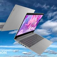 Ligero y potente, este portátil cuesta menos ahora, en Amazon: Lenovo IdeaPad 3 15ITL6 por 649 euros