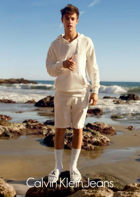 Cameron Dallas Calvin Klein Jeans 2016 Summer Campaign 004 800x1120
