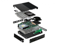 Los componentes del Xbox One cuestan 90 dólares más que los del PS4