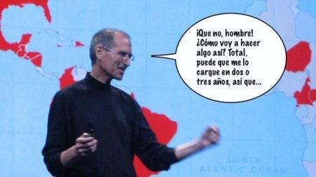 Steve Jobs dice que no, pero algo está ocurriendo en Mac OS X