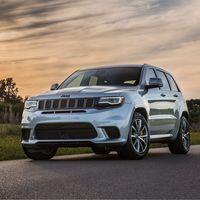 El Jeep Grand Cherokee Trackhawk de Hennessey alcanza 1.216 CV... ¡y 0 a 100 km/h en 2,3 segundos!