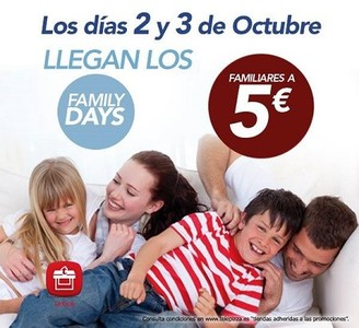 Una pizza familiar por 5 euros con los 'Family Days' de Telepizza, ¡hoy y mañana!