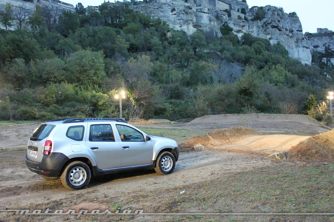 Foto de Dacia Duster 2014 - presentación (18/59)