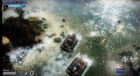 'Coldstrike Campaign', nuevo DLC para 'Renegade Ops': deja la jungla para irte al ártico