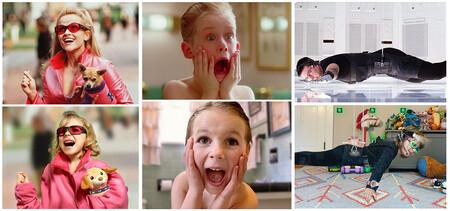 Una niña de cinco años y su padre recrean de forma divertida escenas icónicas de películas famosas