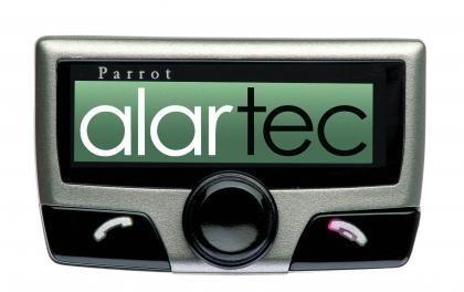 Parrot CK 3500 Seguridad, para que no te roben el GPS