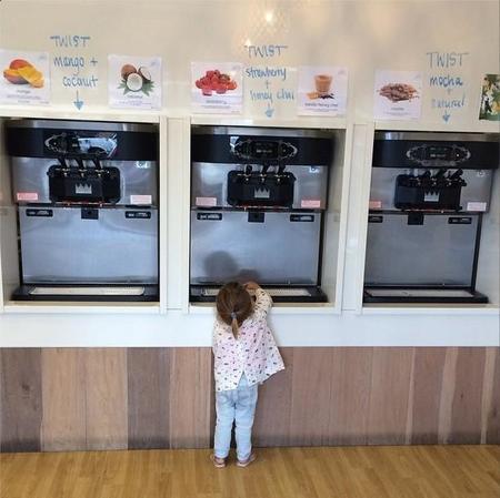 Adivina quién... ¡pide helado!