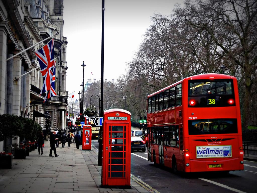 Autobuses Londres 01