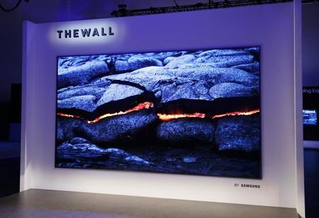 Samsung muestra por fin su primer televisor con tecnología microLED, un monstruo de 146 pulgadas que abre una nueva era