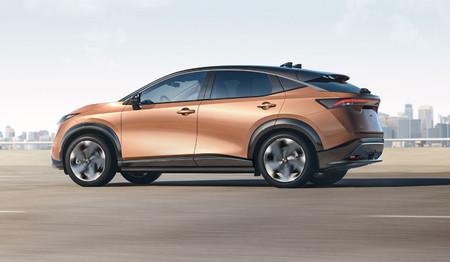Nissan Ariya: el primer SUV 100% eléctrico de la compañía con el que prometen una autonomía de hasta 500 kilómetros