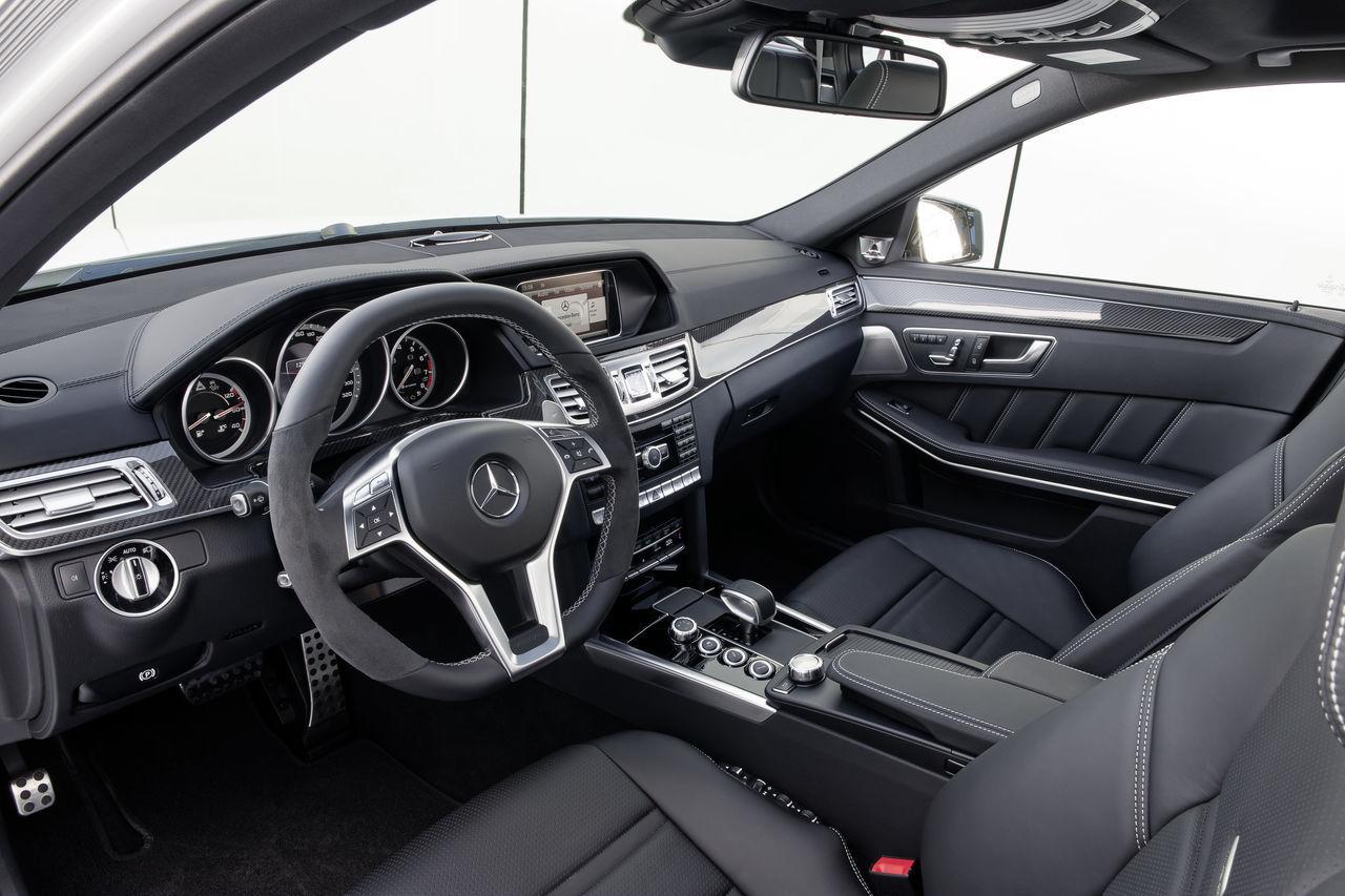 Foto de Mercedes-Benz E 63 AMG 2013 (29/31)