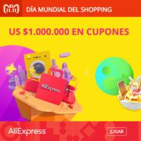 11-11 en AliExpress: paquete de cupones de 100$ para nuevos usuarios