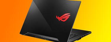 El potente portátil gaming Asus ROG Zephyrus G15 con 144Hz y gráfica RTX2060 está rebajado a su mínimo en Amazon: 1.399 euros