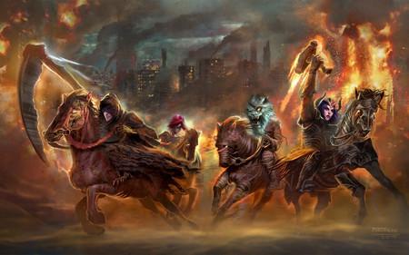 Los nuevo 4 jinetes del aLoLcalipsis