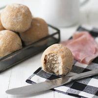 Mini panecillos de centeno: receta con Thermomix para disfrutar del desayuno o la merienda