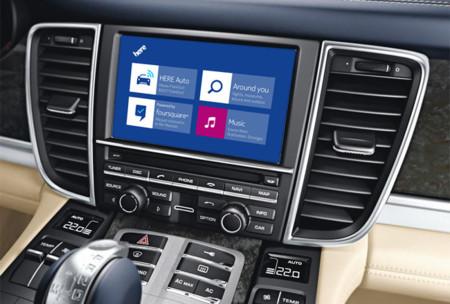 Nokia se mete dentro del coche y lo conecta a la nube con HERE Auto