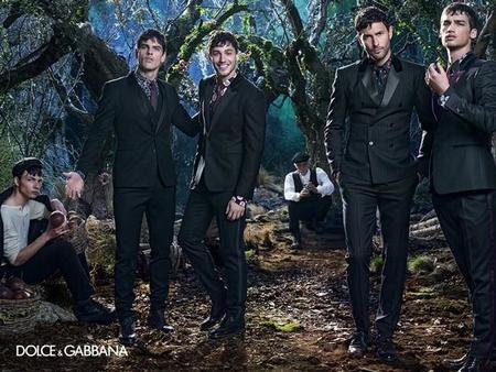 Dolce And Gabbana Winter 2015 Men Advertising Campaign 022
