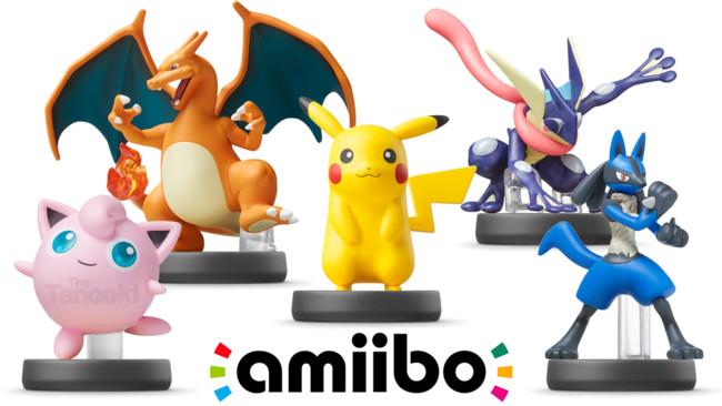 Pokemon Amiibo