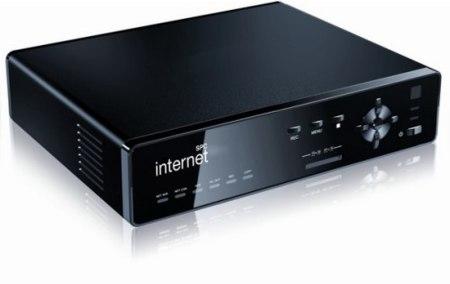 SPC Internet 0961, disco duro multimedia con TDT que toca la alta definición de lado