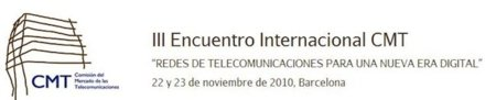 """Líderes del sector hablan de futuro en el """"III Encuentro Internacional de la CMT"""""""