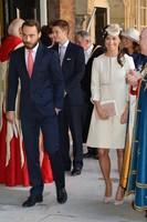 El look de Pippa Middlenton en el bautizo del príncipe George, ¿igualmente perfecto?