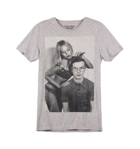 Colección de camisetas en Bershka: el estilo nerd está de moda