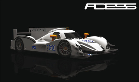 ADESS ya tiene su LMP2: el ADESS-02