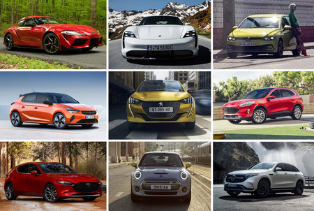 Los 50 autos nominados al World Car of the Year 2020 son...