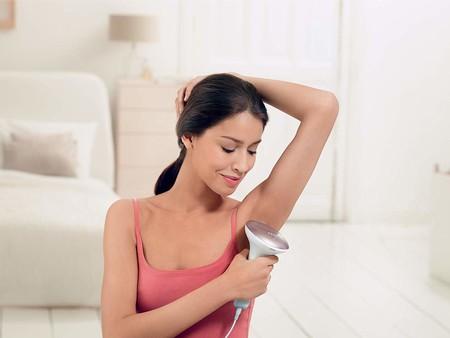 El sistema de depilación en casa Philips Lumea Advanced en oferta por 249,99 euros en Amazon